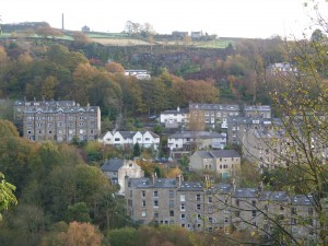 Hebden Bridge - one of the most photogenic towns in the country