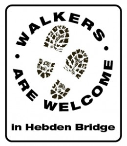 Walkers are welcome 3rd symbol